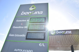Benzina Carburantes - Gasolinera Torrente